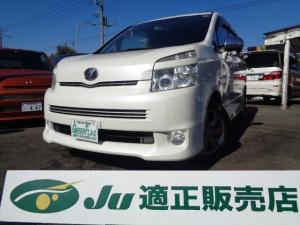 トヨタ ヴォクシー ZS 煌II 両側電動スライド スマートキー フリップダウン