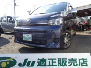 トヨタ ヴォクシー X Lエディション 社外ナビ スマートキー 電動スライド