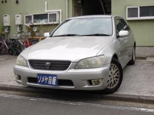 トヨタ アルテッツァ AS200 WiseセレクションIIナビパック 走行3.3万