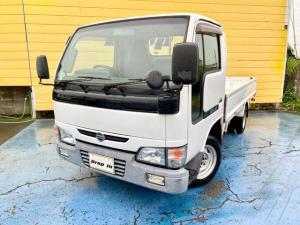 日産 アトラストラック ロングスーパーローDX ETC キーレス 1オーナー保証書