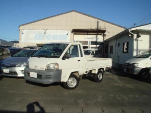 トヨタ ライトエーストラック SジャストローDX ディーゼル車両