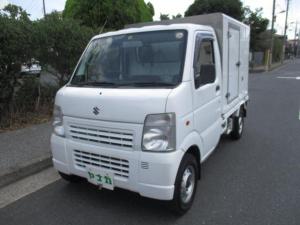 スズキ キャリイトラック KC冷凍冷蔵車-20℃ 低温 5マニュアル