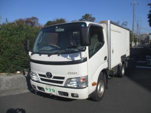 トヨタ ダイナトラック 冷凍冷蔵庫-7℃ 積載量1400K