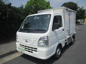 日産 NT100クリッパートラック 冷凍冷蔵車-5℃ オートマ