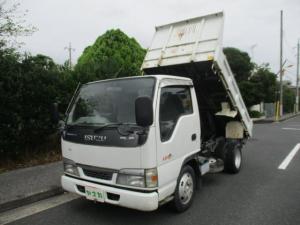いすゞ エルフトラック 4.8デイーゼル 2トン ダンプ