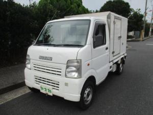 スズキ キャリイトラック 冷凍冷蔵車-15-20℃ オートマ