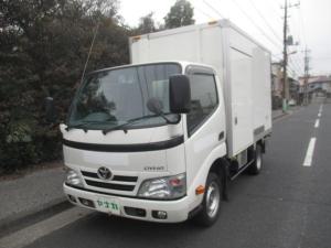 トヨタ ダイナトラック ロングフルジャストロー 冷凍冷蔵車-7℃ デンソー 積載量1350K