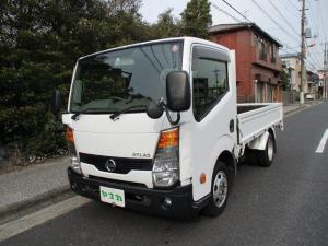 日産 アトラストラック フルスーパーローDX 10尺 1.5トン ナビ テレビ