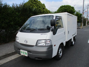 マツダ ボンゴトラック DX 冷凍冷蔵庫-5℃ 2コン5マニュアル 積載850K ダブルタイヤ