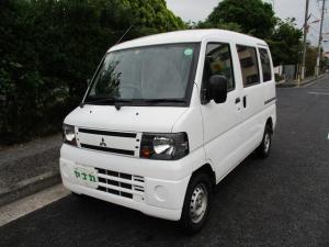 三菱 ミニキャブバン CL CLハイルーフ オートマ ナビ