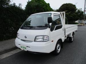 日産 バネットトラック ロングスーパーローDX 5マニュアル 積載量900K