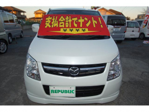 マツダ AZワゴン XSスペシャル CD スマートキー AW