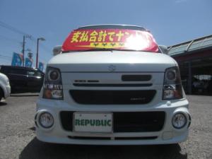 スズキ ワゴンR FT-Sリミテッドターボ CDMD ローダウン