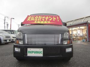 スズキ ワゴンR RR-DI ターボ ナビ CD DVD HID AW
