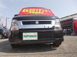 スズキ ワゴンR FXリミテッド 200万台達成記念車 CD キーレス AW