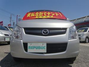 マツダ AZワゴン XG マニュアル CD キーレス タイミングチェーンEG