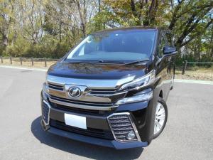 トヨタ ヴェルファイア 2.5Z Aエディション ワンオーナー SDナビ TV