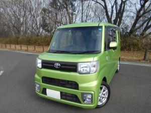 トヨタ ピクシスメガ L SAII ワンオーナー HDDナビ TV バックモニター Wパワースライド プッシュスタート フォグランプ ETC