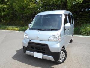 トヨタ ピクシスバン クルーズターボ SAIII ワンオーナー 4WDターボ  SDナビ TV ETC