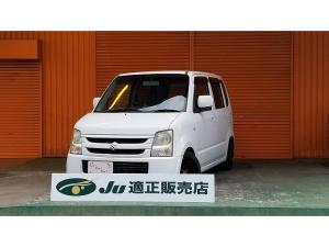 スズキ ワゴンR FX 16インチAW TEIN車高調整装備 保証付
