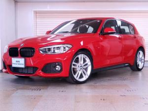 BMW 1シリーズ 118i Mスポーツ パーキングサポートP コンフォートP