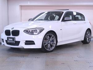 BMW 1シリーズ M135i パーキングサポートP サンルーフBMW認定中古車