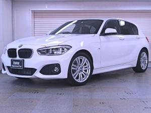 BMW 1シリーズ 118d Mスポーツ パーキングサポートP BMW認定中古車