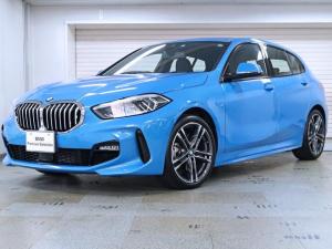 BMW 1シリーズ 118d Mスポーツ ナビパッケージ コンフォートパッケージ ストレージパッケージ オートトランク  18AW
