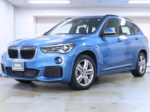 BMW X1 xDrive 18d Mスポーツ コンフォートパッケージ フロントシートヒーティング オートトランク BMW認定中古車1年保証 18AW