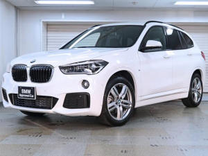 BMW X1 xDrive 18d Mスポーツ コンフォートパッケージ オートトランク Fシートヒーティング BMW認定中古車 18AW