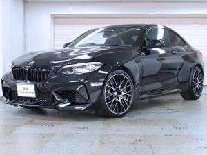 BMW M2 コンペティション ハーマンカードン BMW認定中古車 黒革 19インチAW