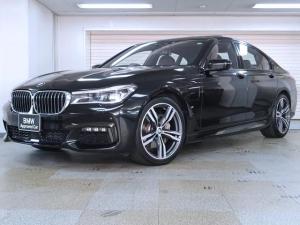 BMW 7シリーズ 740eアイパフォーマンス Mスポーツ モカレザー 電動ガラスサンルーフ ヘッドアップディスプレイ ディスプレイキー 20AW