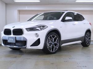 BMW X2 sDrive 18i MスポーツX セレクトパッケージ パノラマサンルーフ Hi-Fi BMW認定中古車 1年保証 喫煙車 19AW