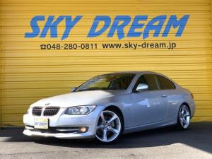 BMW 3シリーズ 335i 黒レザーシート ナビ地デジ LCIモデル7速DCT
