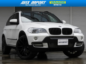 BMW BMW X5 3.0siスポーツP パノラマ 黒革 HDDナビ 22AW