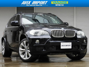 BMW BMW X5 3.0si Mスポーツ パノラマR 黒革 7人乗り 20AW