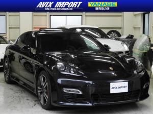 ポルシェ パナメーラ GTS 正規D車 SR 専用インテリア スポクロ&スポエグ
