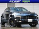 ポルシェ/ポルシェ マカン S V6ツインターボ 正規D車 黒半革 シートヒーター