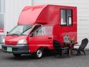 トヨタ/タウンエーストラック キャンピング移動販売車ベース車 内寸高さ約196cm AT車