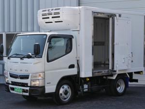 三菱ふそう キャンター 2tパネルバン-30℃左扉付き冷凍冷蔵車MT5t以下準中免許