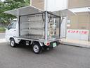 スバル/サンバートラック 行商移動販売仕様AT車冷蔵庫100V電源有り棚ライト拡声器