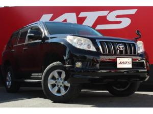 トヨタ ランドクルーザープラド TX 4WD サンルーフ フルセグTV ETC 新品タイヤ