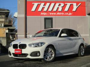BMW 1シリーズ 118d Mスポーツ コンフォートアクセスLED 17AW