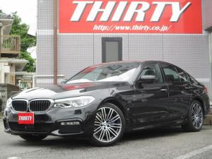 BMW 5シリーズ 530e Mスポーツアイパフォーマンス 黒革 HUD ナビ