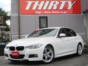 BMW 3シリーズ 320d Mスポーツ レーンチェンジ LEDライト 1オナ