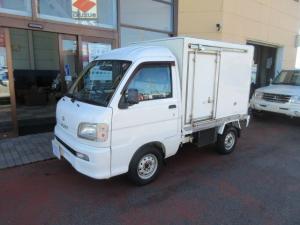 ダイハツ ハイゼットトラック  冷凍冷蔵車 -5℃〜+20℃ オートマ