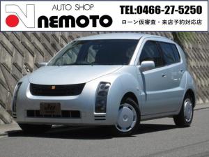 トヨタ WiLL サイファ 1.3L ワンオーナー/禁煙車/走行2.3万キロ