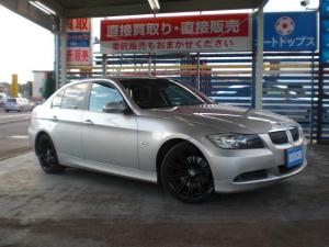 BMW 3シリーズ 323i ハイラインパッケージ 黒革 LEDイカリング サイバーナビフルセグTV バックカメラ ETC 18AW 禁煙車 鑑定書