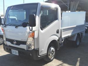 日産 アトラストラック フルスーパーローDX 垂直パワーゲート 2t 平ボディ 4ナンバー 車両総重量5t未満