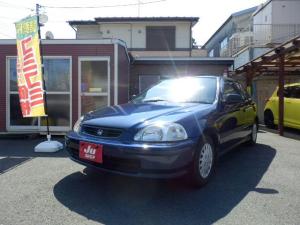 ホンダ シビック EL 5MT タイベル交換車 無料保証付